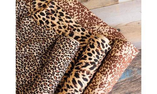 Леопардовый принт!