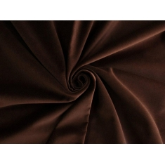 Бархат коричневый арт. 12194