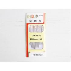 Иглы ручные швейные арт.133-009/300М