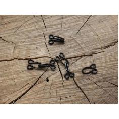 Крючки юбочные арт. 10/Black