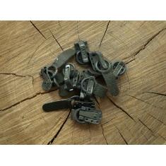 Шубные крючки серые арт. 051