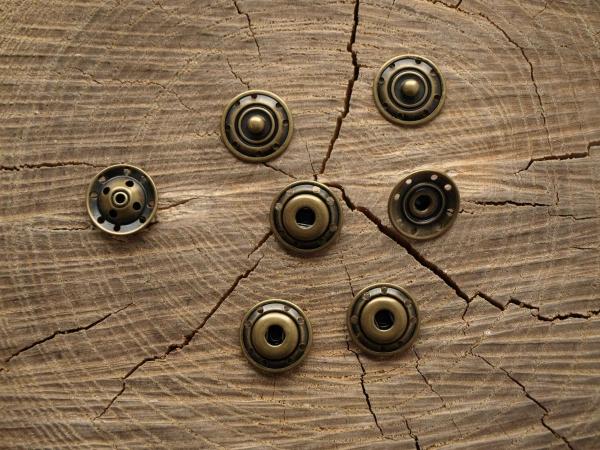 Кнопка пришивная арт. MS K-01/OB/16mm