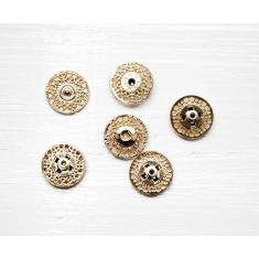 Кнопка MS K-26/Gold/25mm, ITA