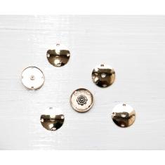 Кнопка MS K-44/Gold/25mm, ITA