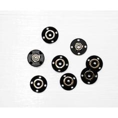 Кнопка MS K-53/Blk/G/21mm, ITA