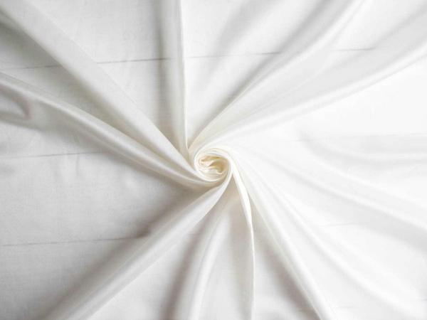 Шелк сатин белый арт. 10686