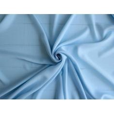 Шелк голубой арт. 12328